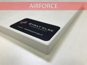 Airforce panneaux bois